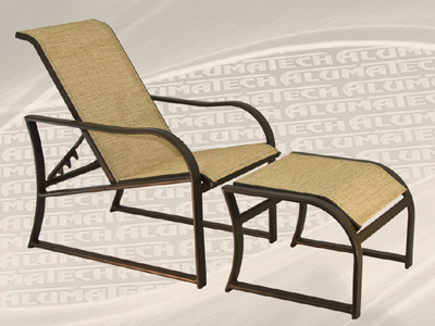 Caymen Sling Line Patio Furniture